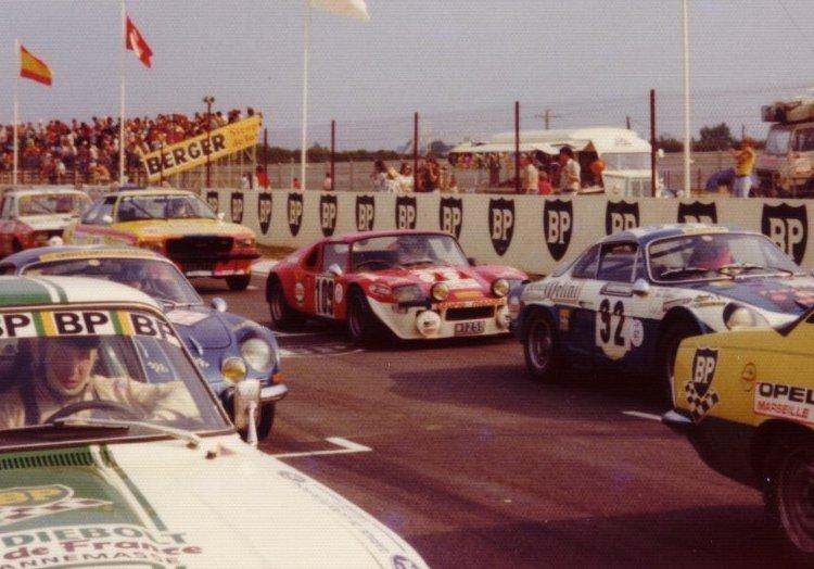 Circuit Bugatti du Mans
