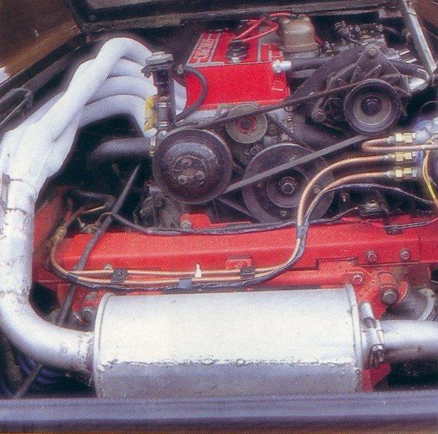 Le moteur 1600 cm3